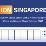 ion 新加坡机房