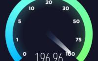 死海互联 LA KVM 256M 年付套餐 SpeedTest