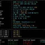 NCCK HK KVM VPS 4H2G套餐评测