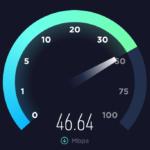 HostDare CKVM1 套餐Speedtest测速-上传